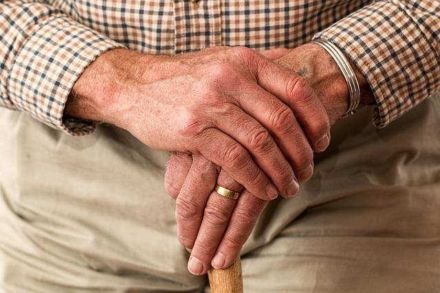 košile, ruce, hůlka