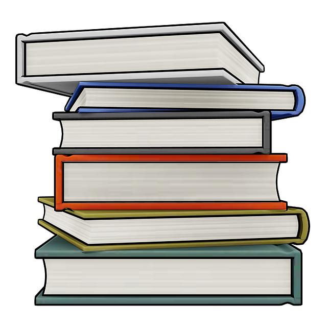 šest knih