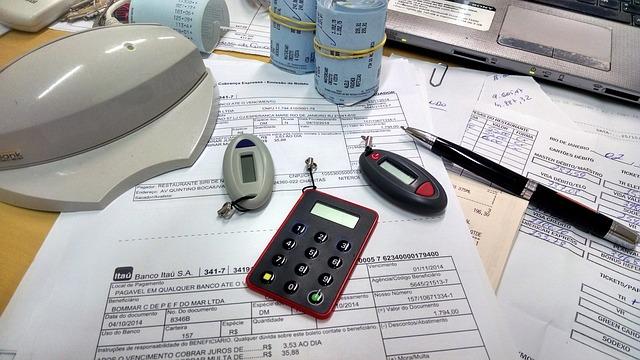 stůl účetní
