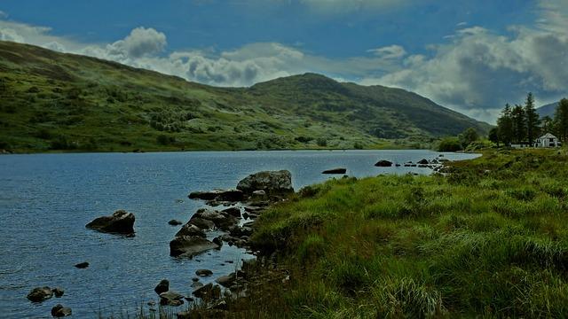 krajina v Irsku